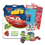 CARS SMALL SURPRISE BAG WITH FILL VIS – NEW