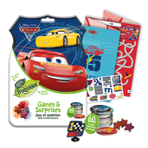 CARS SMALL SURPRISE BAG WITH FILL VIS - NEW