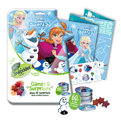 FROZEN SMALL SURPRISE BAG WITH FILL VIS – NEW