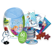 FROZEN SURPRISE CAPSULE WITH FILL VIS – NEW