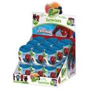 SPIDERMAN SURPRISE CAPSULE TRAY