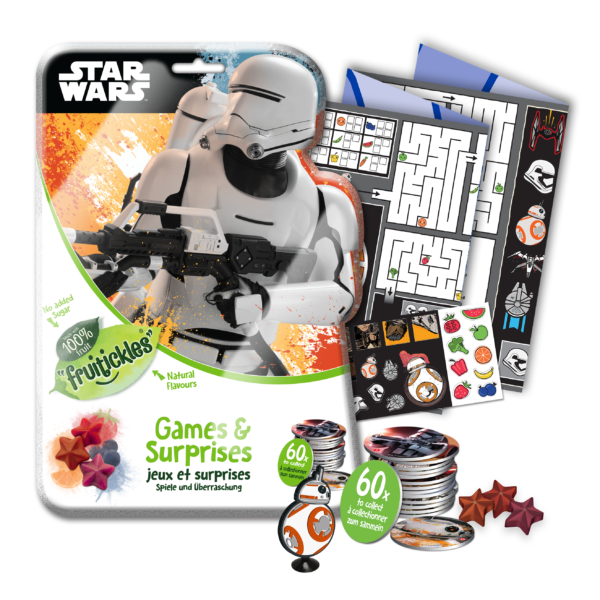 STAR WARS SMALL SURPRISE BAG WITH FILL VIS – NEW
