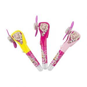 Barbie Ανεμιστήρας με φως