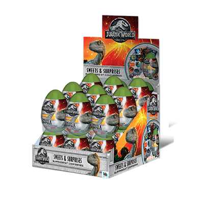 A192000 – Jurassic World – Surprise Egg – In Tray