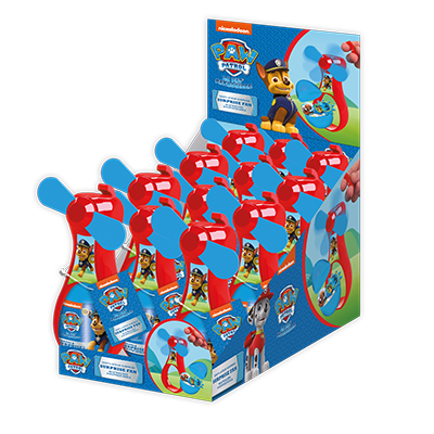 PAW PATROL Surprise Fan Tray – VISUAL
